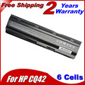 JIGU Laptop Battery For HP Compaq Presario G62t-100 CTO MU06 MU09 Pavilion g6s g6t g6x Compaq 430 431 435 436 Notebook PC