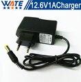 12.6 v 1a carregador 3 s 12.6 v smart li-ion carregador de bateria 12 v carregador de bateria de polímero de lítio frete grátis