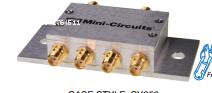 [SA] Mini-Circuits ZASW-2-50DR+ DC-5GHZ PIN SPDT Switch SMA[SA] Mini-Circuits ZASW-2-50DR+ DC-5GHZ PIN SPDT Switch SMA