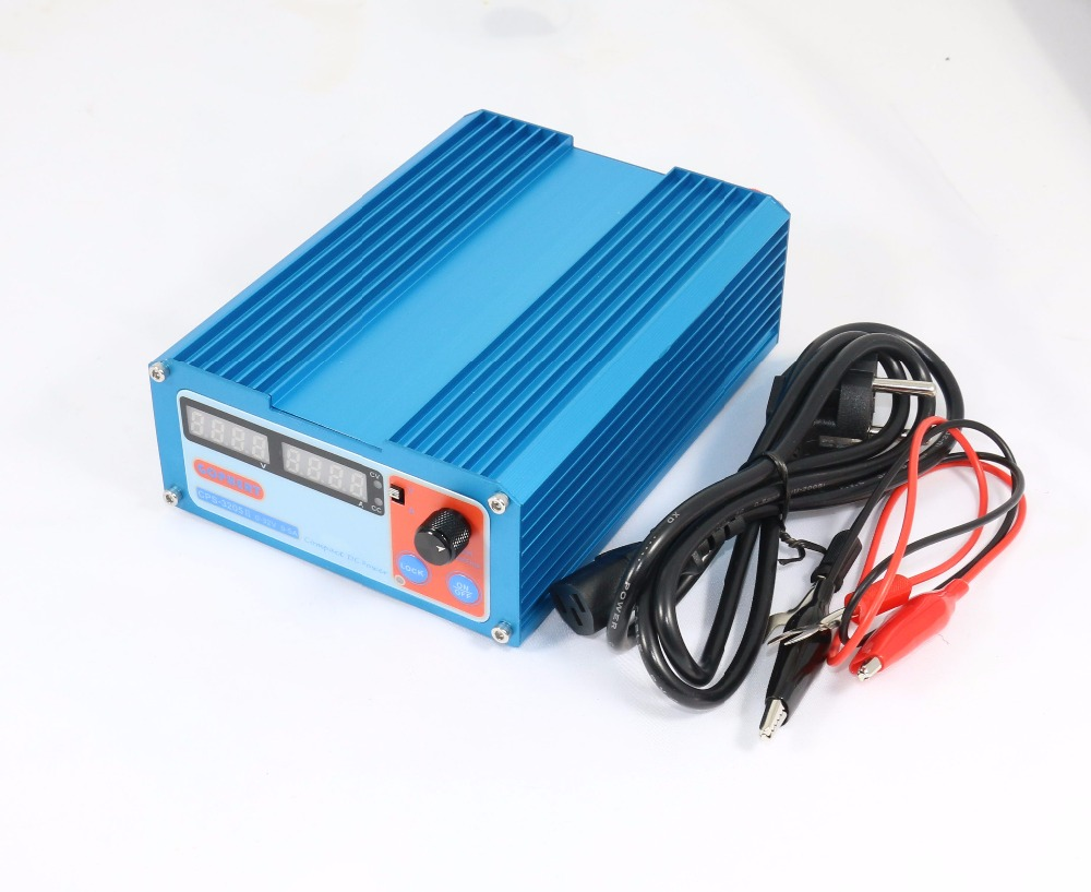 Upgrade Free shipping precision Compact Digital Adjustable DC Power Supply OVP/OCP/OTP low power 32V5A 110V-230V 0.01V/0.01A cps 6003 60v 3a dc high precision compact digital adjustable switching power supply ovp ocp otp low power 110v 220v