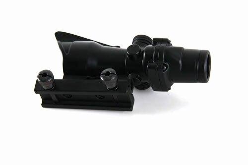 1pc ACOG 4X32 ScopeTactical Hunting Riflescope Airsoft Weapon Gun Riflescope W/ 20mm rail mount метчики 1 4 32