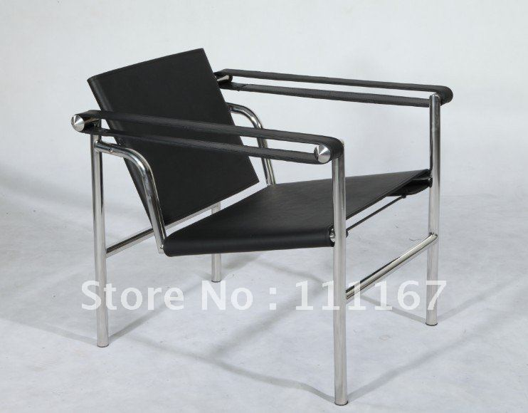 Le Corbusier Style LC1 Basculant Sling Chair Leather In Living Room Chairs  From Furniture On Aliexpress.com | Alibaba Group