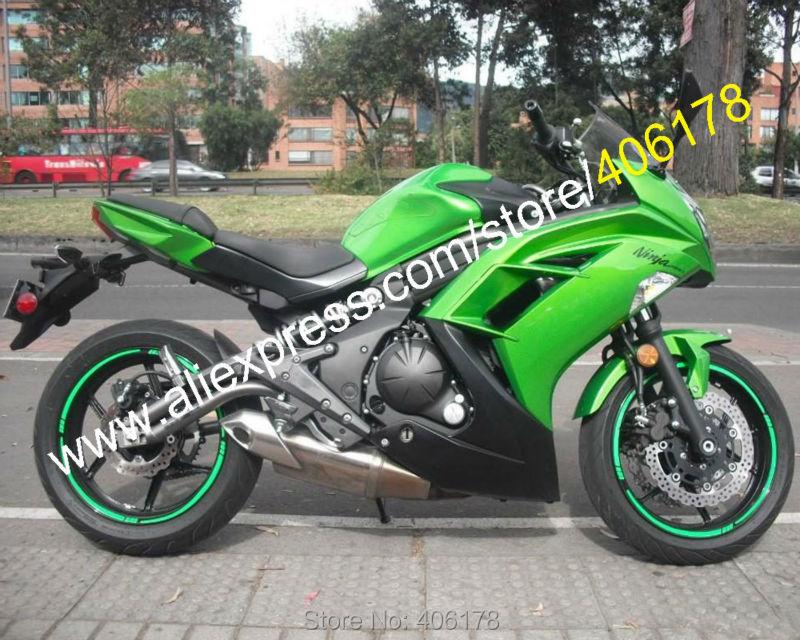 Hot Sales For Kawasaki Ninja 650r Er 6f Fairings Er6f Er 6f 650r 12