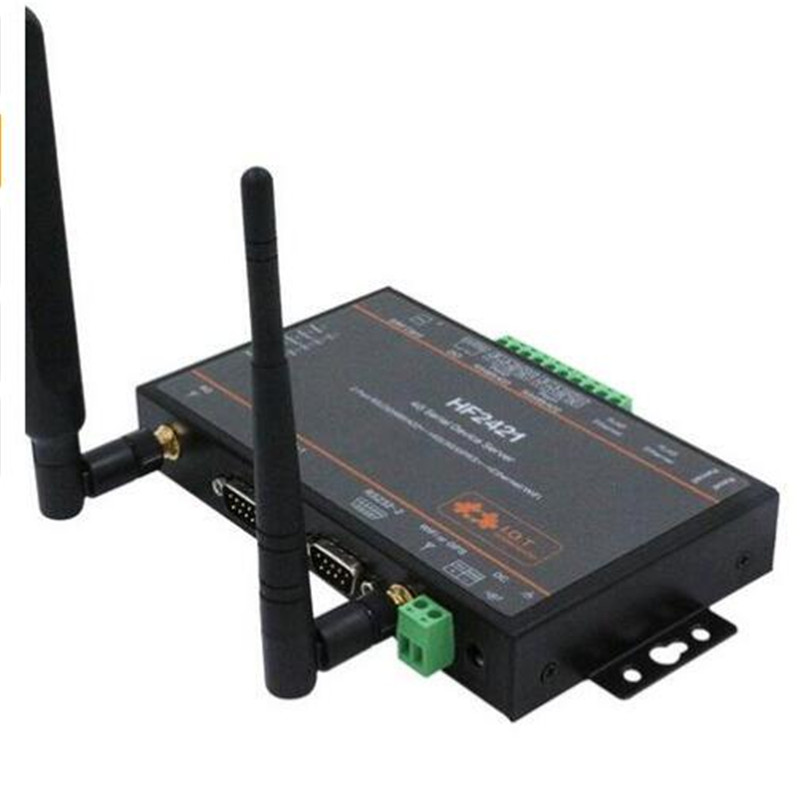 Serial To Wifi Ethernet Converter Rs232 Rs485 Server Wireless Network Module Support Watchdog Modbus Rtu To Tcp Usr-w610 Q171 50% OFF Back To Search Resultsconsumer Electronics Accessories & Parts