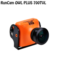 RunCam GUFO PIÙ 700TVL 0.0001 LUX FPV Camera FOV 150 Grandangolare F2.0 Lens IR Bloccato 5-22 V