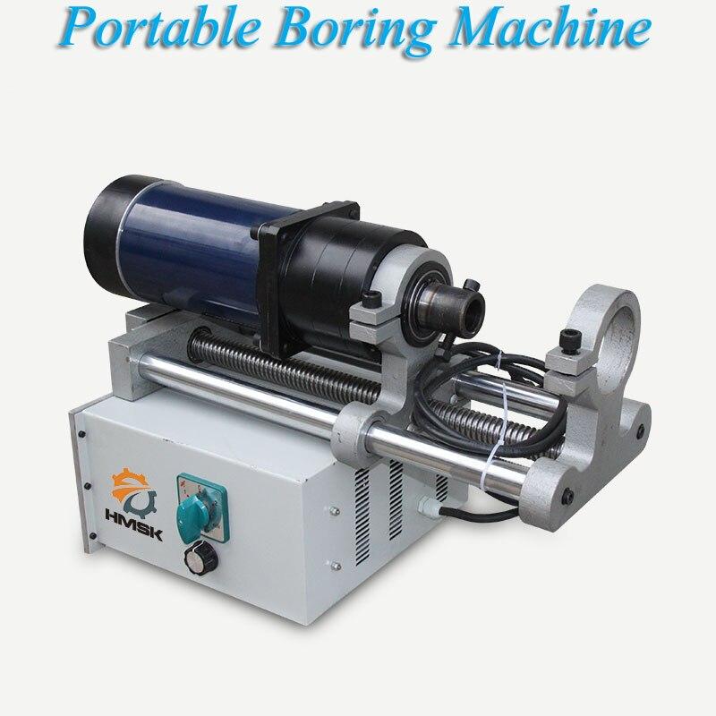 Máquina perforadora portátil Mini Excavadora hidráulica reparación máquina reparadora JRT40