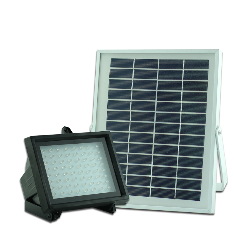 64LED 5m Wire Li-ion Battery Auto-sensor Control 5W Solar Panel LED Lamps Lights Outdoor Waterproof Lighting for Garden Decor dp 101 m sensor mr li