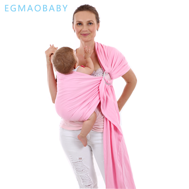 Hip Baby Wrap Ring Sling Baby Carrier For Infants And Toddlers Baby Water Ring Sling Carrier Lightweight  Mesh Baby Wrap