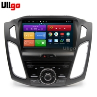 9 inch Octa Core Android 8.1 Car DVD GPS for Ford Focus III 2012 2017 Autoradio GPS Car Head Unit with BT Radio RDS Mirrorlink