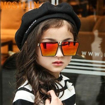 Brand Sunglasses Kids UV400 Coating Sun ...