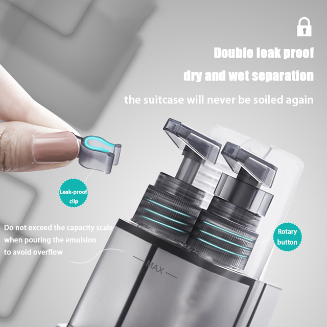 ONEUP Travel Wash Cup Portable Travel Toiletries Toothpaste Toothbrush Partition Storage box Outdoor Bathroom Accessories Sets