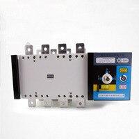 4 Pole 3 Phase 630A 220V 230V 380V 440V Automatic Transfer Switch Ats