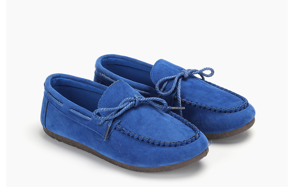 Moccasin womens four colors autumn soft brand top quality fashion suede casual loafers #WX810401 83