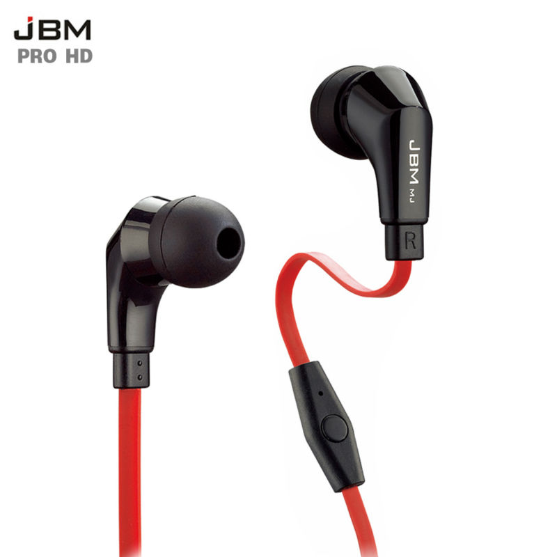 JBM MJ720 Professional In-Ear Earphone for phone Stereo Earbuds wired headset with Mic Microphone for samsung iphone ipad PC rock y10 stereo headphone earphone microphone stereo bass wired headset for music computer game with mic