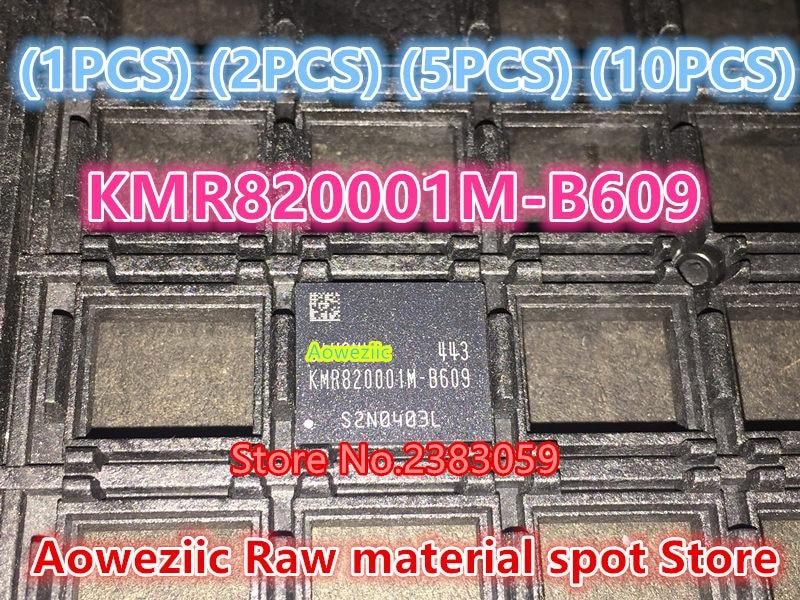 (1PCS) (2PCS) (5PCS) (10PCS)  100% new original   KMR820001M-B609  BGA   Memory chip  KMR820001M B609 1pcs 2pcs 5pcs 10pcs 100% new original kmr310001m b611 bga memory chip