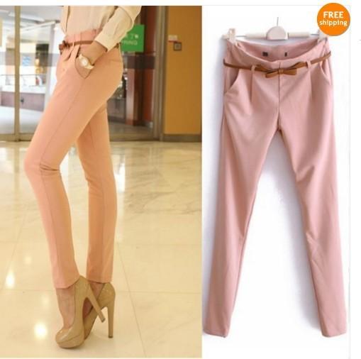 Fashion Women New Slim Style Pants Casual Carrot pants, Feet pants