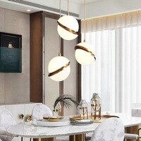 Italian Design Modern Luxurious Lustres Art Deco Acrylic Crescent Light Moon pendant lights lamps Fixture Lighting bar kitchen l