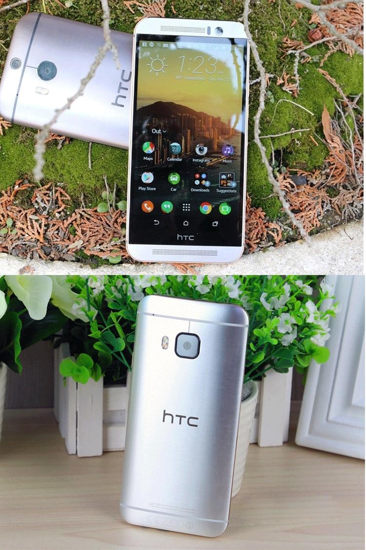 T-Mobile Version HTC One M9 4G LTE Mobile Phone Octa Core 3GB RAM 32GB ROM 5.0inch 1920×1080 Rear Camera 20MP 2840 mAh CellPhone