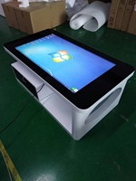 43 49 55 60 inch DIY computers lcd tft HD android / windows OS games kiosk touch monitor screen display signage desks