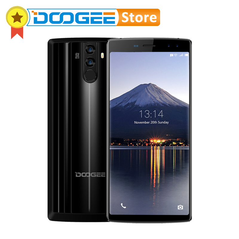 Presale DOOGEE BL12000 6.0 inch 12000mAh Battery 4GB RAM 32GB ROM MTK6750T Octa Core Android 7.0 Smartphone Quad Camera Phones