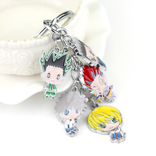 Hunter x Hunter Keychain  Metal Figures