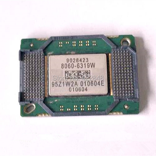 projector DMD chip 8060-6318W / 8060-6319W for LG DS325 100% new original brand new projector dmd chip 8060 6318w 8060 6319w big dmd chip for many projectors 90 days warranty
