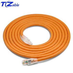 Image 5 - Cat8 RJ45 кабель 8P8C 40G 2000 МГц Ethernet кабель для домашнего маршрутизатора высокоскоростные быстродействующие стандартные сетевые кабели Lan экранированные RJ45