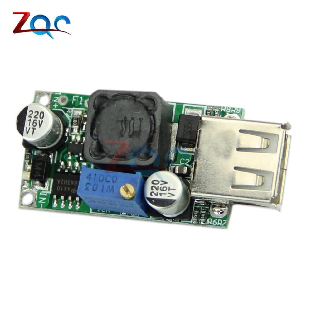 DC-DC Step Up Boost Converter 3V Up 5V to 9V 2A USB Output Voltage Step-up Module