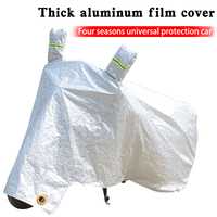 M/L/XL/2XL/3XL Motorcycle Protector Covering Scooter Electric Bicycle Cover For Harley Davidson Street All Motors