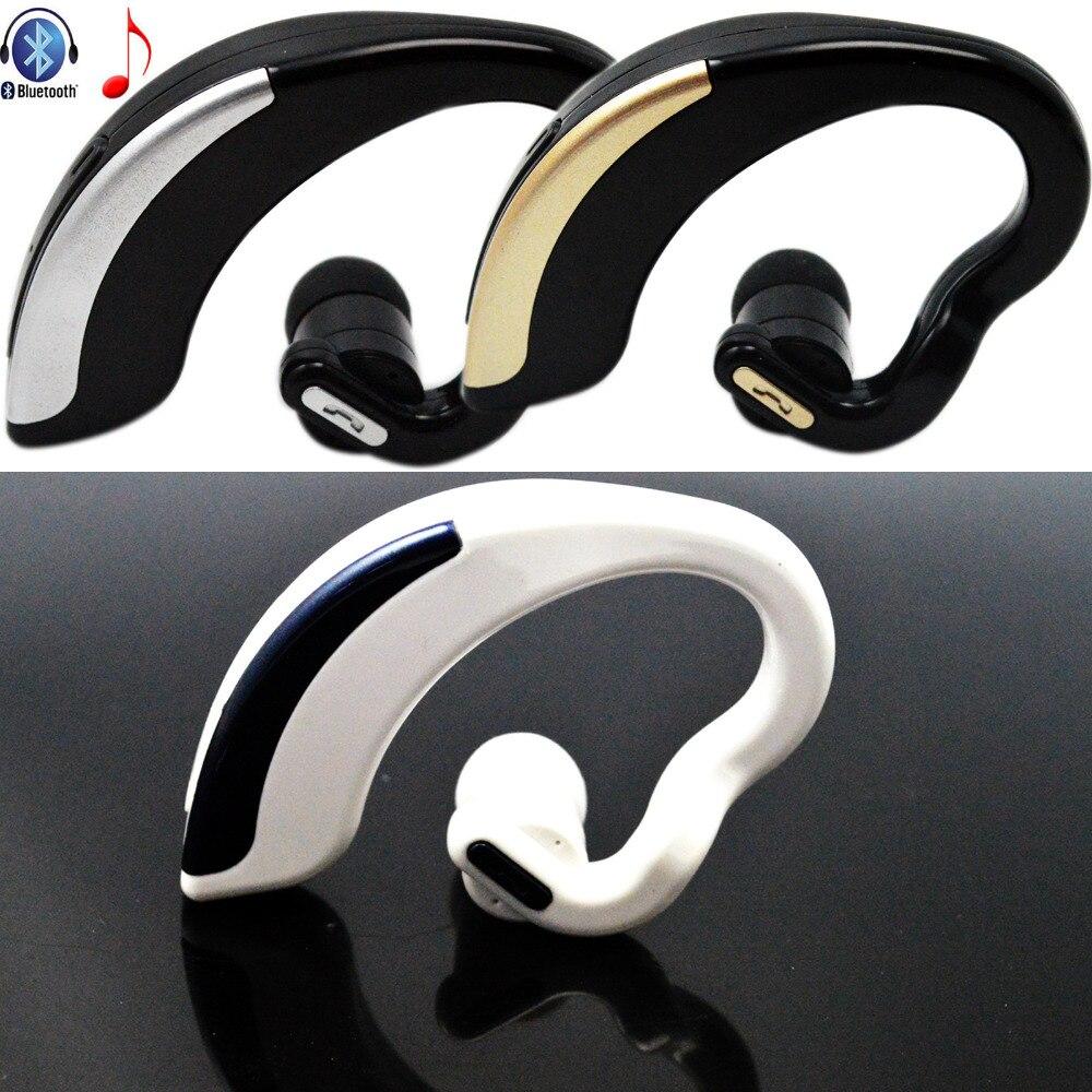 Auriculares inalámbricos Bluetooth con micrófono auriculares manos libres para Samsung iPhone LG HTC Huawei ZTE Lenovo Motorola PC Tablets