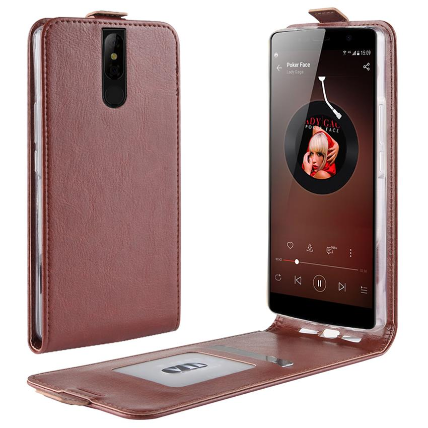 Luxury Flip Case For Coque LEAGOO M5 EDGE Case Leather Back Skin Capa For LEAGOO M11 Power 5 Screen Protector Tempered Glas Film