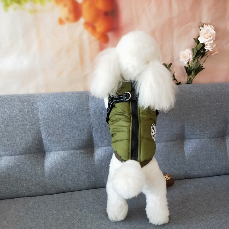 16 Styles Winter Pet Dog Jacket Coat Thickening Warm Puppy Dog Clothes With Hood 1