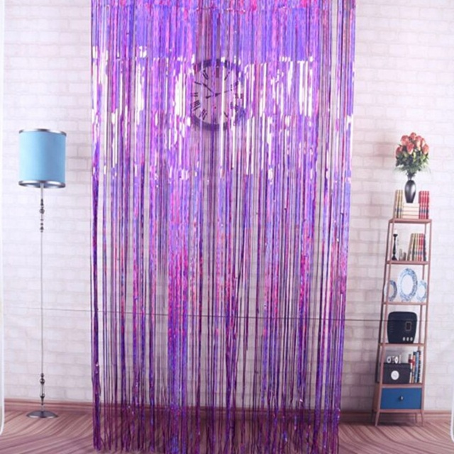 curtains mylar solid stage rosco slit lighting gold store curtain drape rain