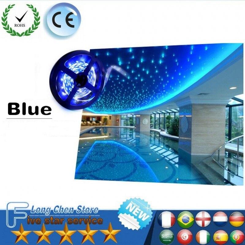 Светодиодные ленты свет 5 В/12 В/20 В 1 м 5 м 60 светодиодный s/М теплый холодный белый зеленый синий и красный цвета SMD3528 ленты потолочные Кабинет ...