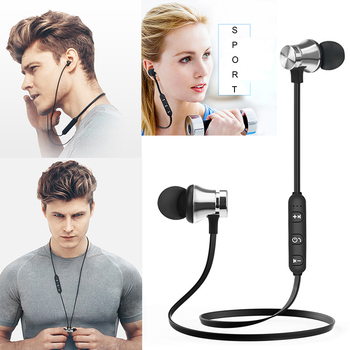 Sports Bluetooth Earphone Fone de ouvido Wireless Bluetooth Headphones For Xiaomi iPhone Stereo Headset Ecouteur Auriculares 1