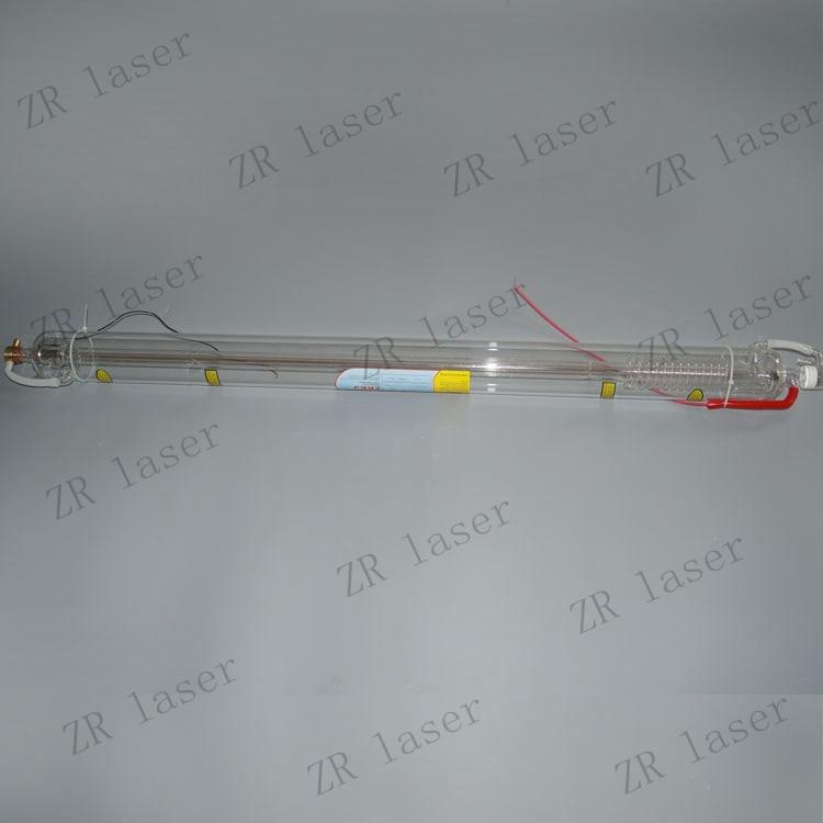 Prezzo più basso tubo del laser/130 w co2 tubo del laser di potenza massima 140 w tubo del laser ZuRong