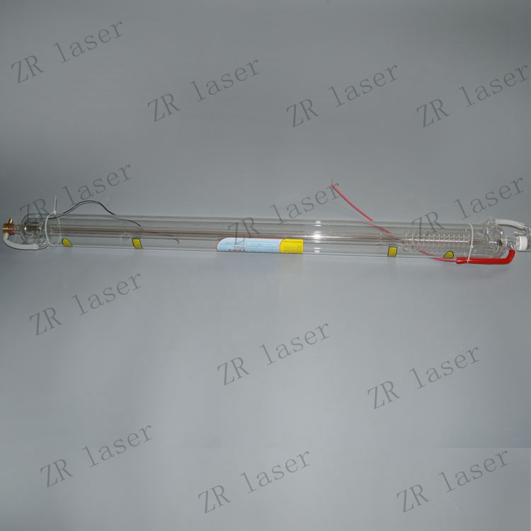 Prix inférieur laser tube/130 w co2 laser tube max puissance 140 w laser tube ZuRong