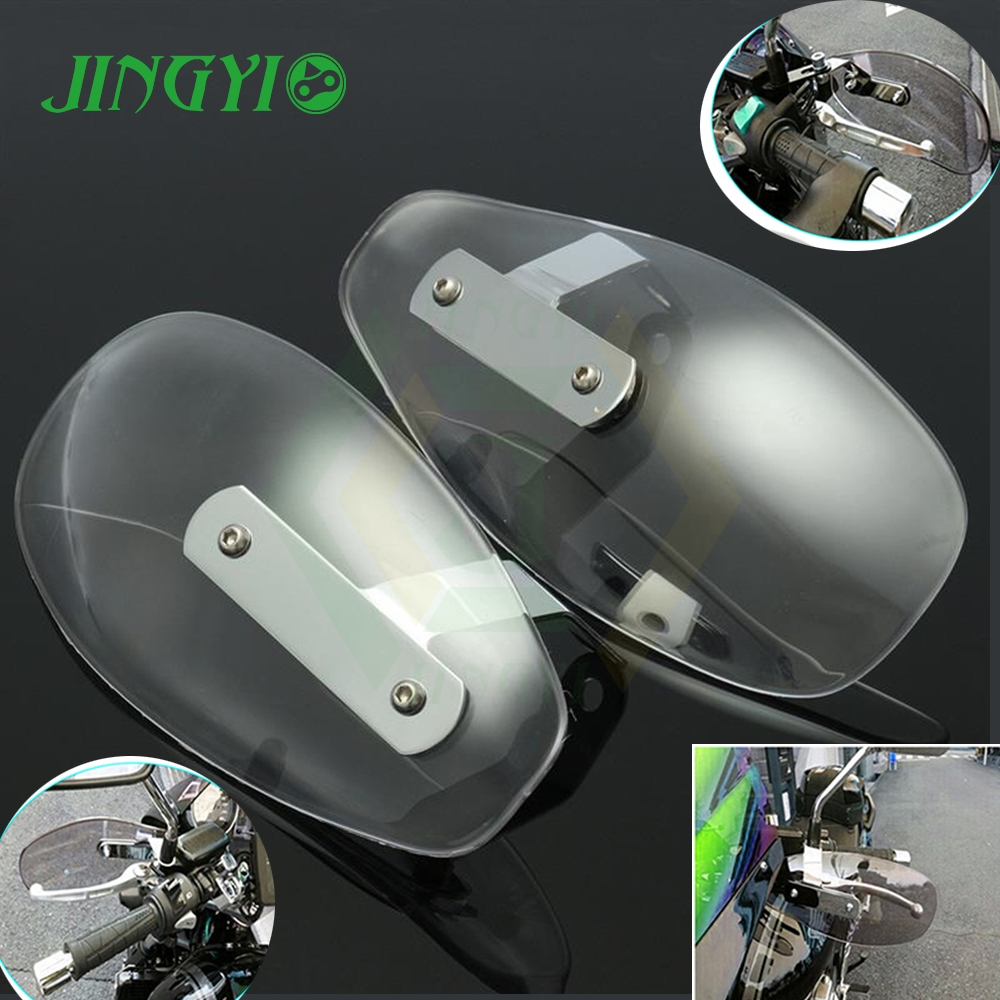 Motorcycle Accessories FOR MULTISTRADA 1200 YAMAHA XJR 1300 APRILIA RS 50 MOTOCROSS Hand guard cover Windshield Lever Guard