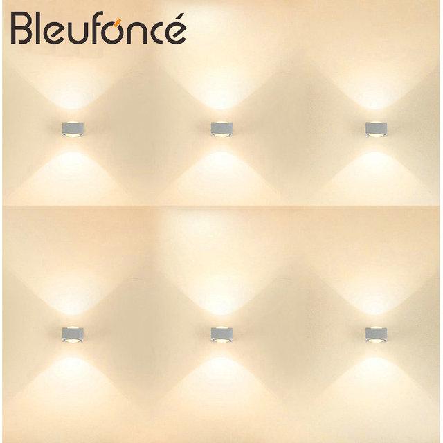 online shop wandlamp led aluminium wandlamp outdoor ip65