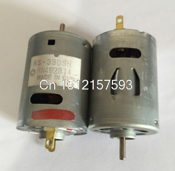DIY modelo Juguetes DC 6-12 V 6000-15000 RPM 28mm dia magnética micro Motores rs380sh 2 unids