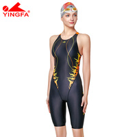Yingfa Racing Swimwear Women One Piece Swimsuit For Girls Swimming Suit For Women Kids Swimsuit Competition Women's Swimsuit