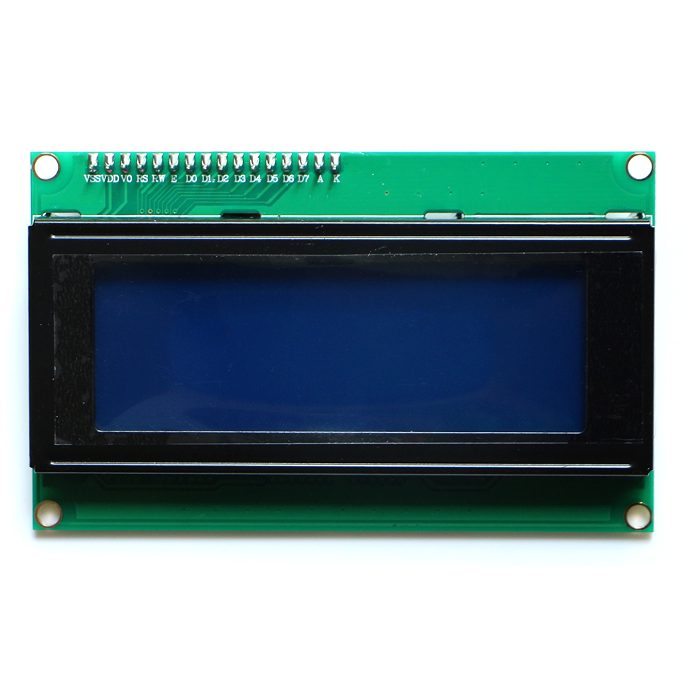 5PCS LCD2004+I2C 2004 20x4 2004A blue screen HD44780 for uno Character LCD /w IIC/I2C Serial Interface Adapter Module