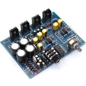 Image 3 - หูฟังเครื่องขยายเสียง NE5532 BD139 BD140 สำหรับ 32 600 Ohm ลำโพง AC 12V 0 12V หรือ AC15V 0 AC15V หูฟัง Amplificador