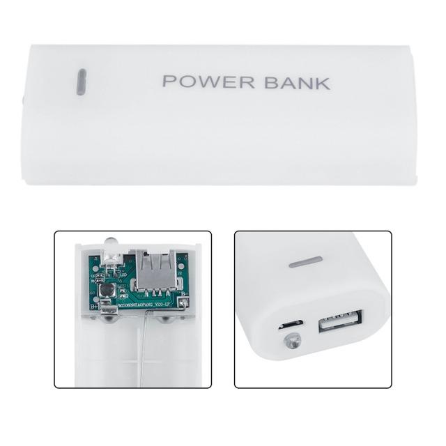 USB Portable External Power Banks