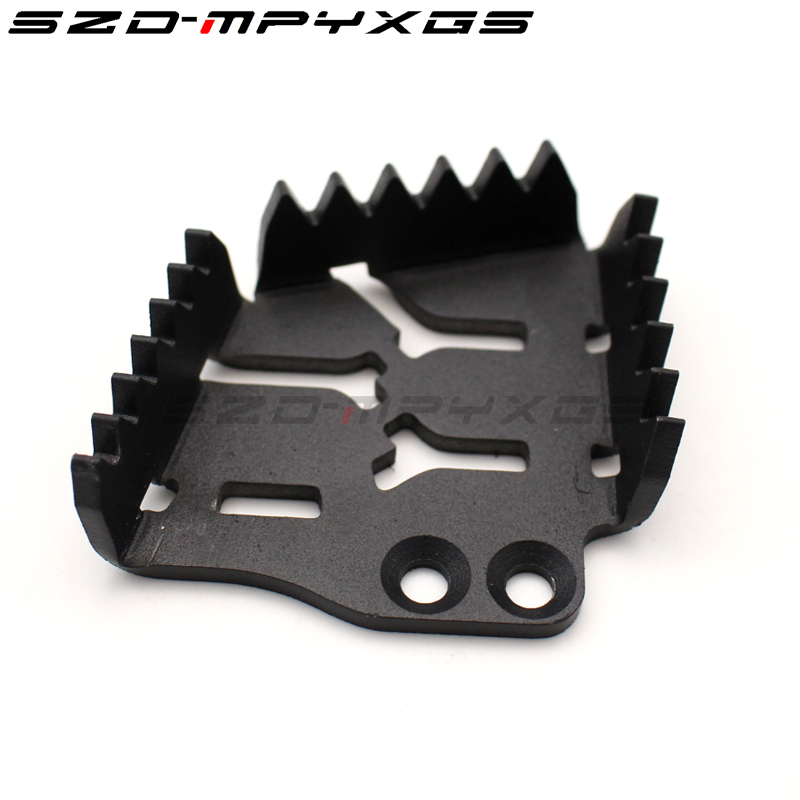 Rear Brake Pedal Step Gear Shift Lever Tip For KTM 690 SMC Enduro Duke 990 Adventure 125 250 350 450 530 SX SXF EXC EXCF XC XCW in Covers Ornamental Mouldings from Automobiles Motorcycles