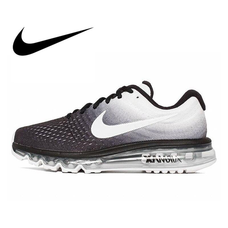 Nike AIR MAX hommes chaussures de course Sport baskets de plein AIR Top qualité athlétique Designer chaussures 2019 nouveau Jogging 849559-010