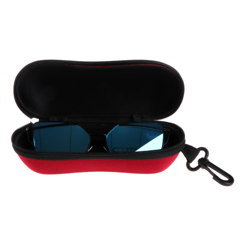 Back To Search Resultsapparel Accessories Eyewear Accessories Hot Portable Zipper Eye Glasses Sunglasses Carry Bag Zipper Box Case Protector Pouch Random Delivery
