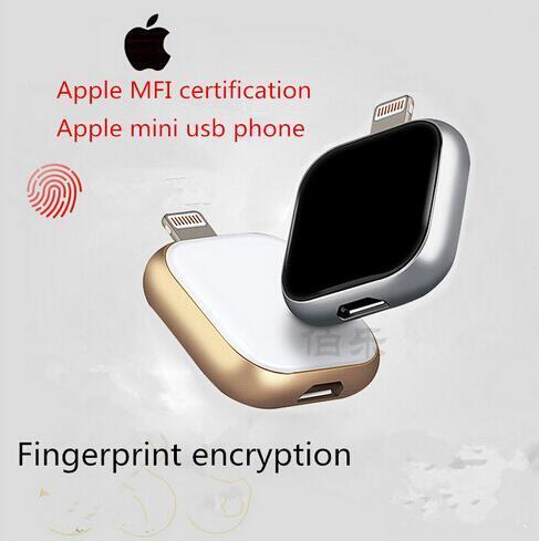 Nuevo producto unidad flash usb pendrive para apple para iphone 5/5s/6/6 s/plus/ipad pendrive de almacenamiento externo envío gratis otg caliente