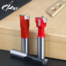 1pc 10mm SHK CNC broach hole tools bore hole bits  step drill salad drill woodworking drills