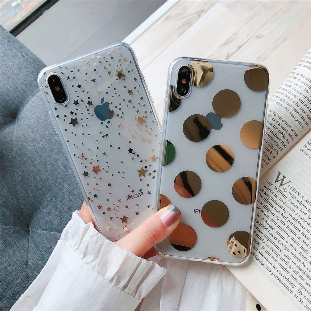 Fashionable Non Slip Apple iPhone Case / Cover 7